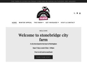 stonebridgecityfarm.com