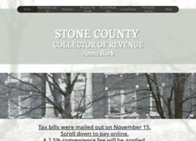 stonecountycollector.com