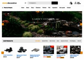 stonedecorative.com
