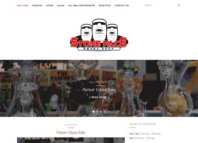 stonefacesmokeshop.com