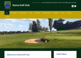 stonegolfclub.co.uk
