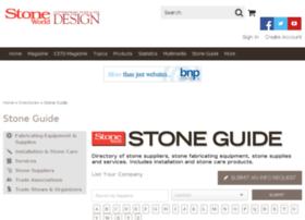 stoneguide.stoneworld.com