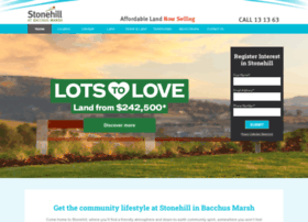 stonehillcommunity.com.au