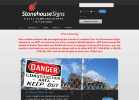 stonehousesigns.com