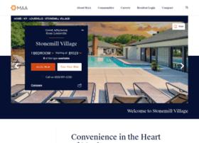 stonemillvillage.maac.com