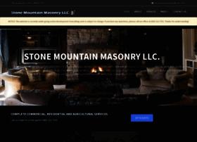 stonemountain-masonry.com