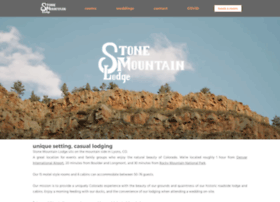 stonemountainlodge.com