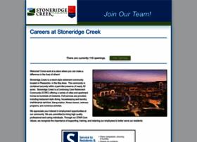 stoneridgecreek.hrmdirect.com