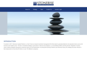 stonerisecapital.com