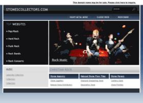stonescollectors.com