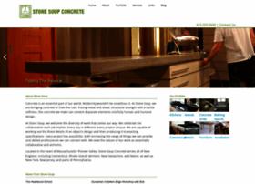 stonesoupconcrete.com
