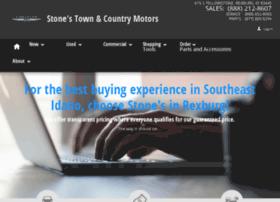 stonestowncountrymotors.com