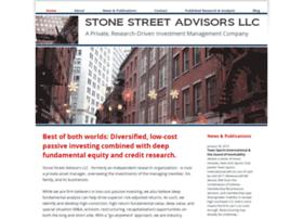 stonestreetadvisors.com