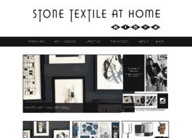 stonetextileathome.com