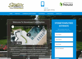 stonetownconstruction.com