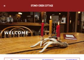 stoneycreekcottage.com