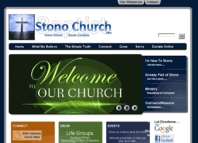 stonobaptist.org