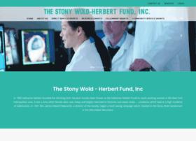 stonywoldherbertfund.com