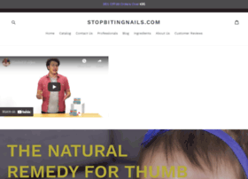 stopbitingnails.net