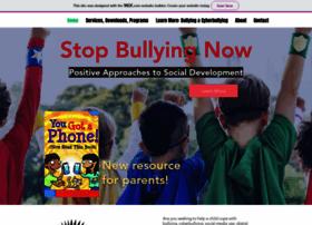 stopbullyingnow.com