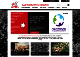 stopclustermunitions.org