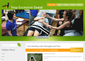 stopexcessivesweat.com
