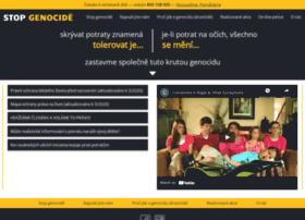 stopgenocide.cz