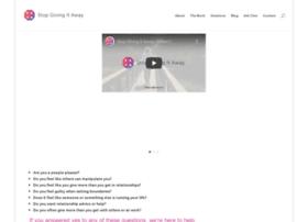 stopgivingitaway.com
