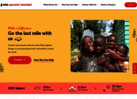 stophungernow.org