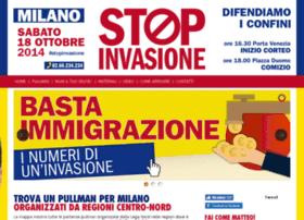 stopinvasione.org