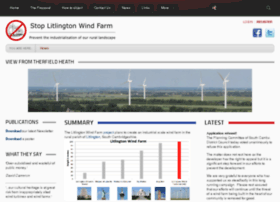 stoplitlingtonwindfarm.com