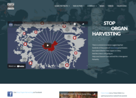 stoporganharvesting.org