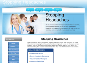 stopping-headaches.the-real-way.com