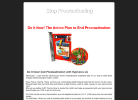stopprocrastinatingtips.blogspot.com