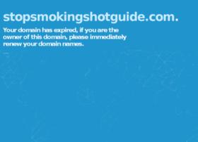 stopsmokingshotguide.com