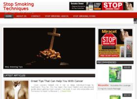 stopsmokingtechniques.com