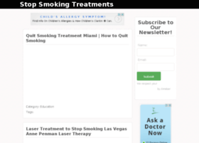 stopsmokingtreatments.thebestreports.com