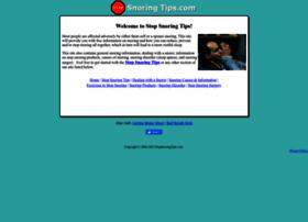 stopsnoringtips.com