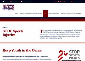 stopsportsinjuries.org