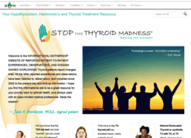 stopthethyroidmadness.com