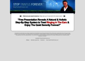 stoptinnitusforever.com