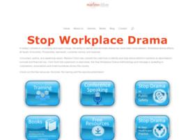 Stopworkplacedrama.com