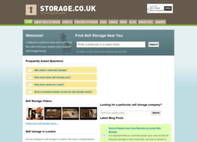 storage.co.uk