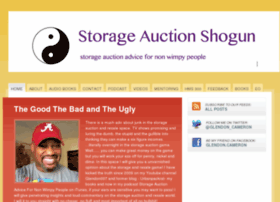 storageauctionshogun.com