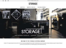storageclothing.co.uk
