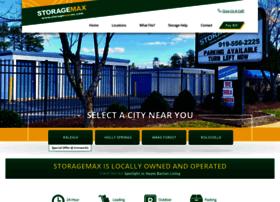 storagemaxnc.com