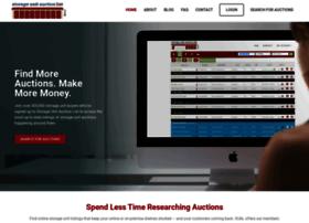 storageunitauctionlist.com