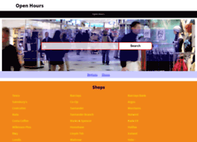 store-opening-times.co.uk