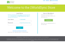 store.1worldsync.com