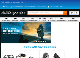 store.58cycle.com